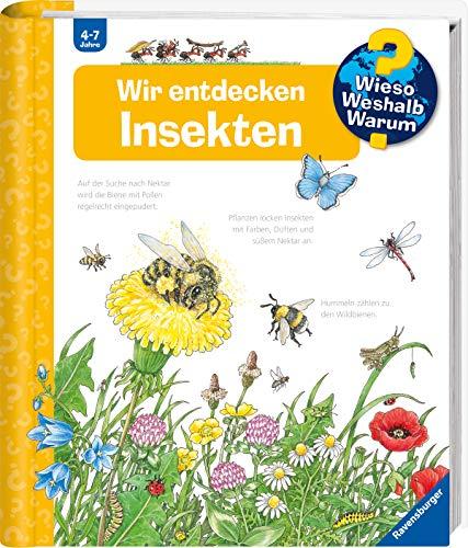 Wir entdecken Insekten (Wieso? Weshalb? Warum?, Band 39)