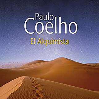El Alquimista [The Alchemist] audiobook cover art