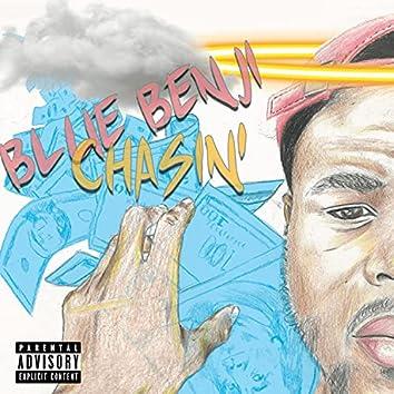 Blue Benji Chasin