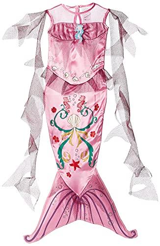 Rubbies - Disfraz de sirena para niña,...