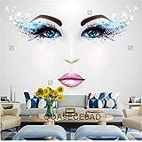 Newberli Custom Photo Wallpaper Mural 3D Cara De Alta Calida