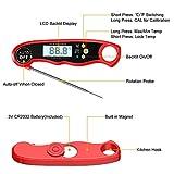 Zoom IMG-1 cocoda termometro cucina digitale forno