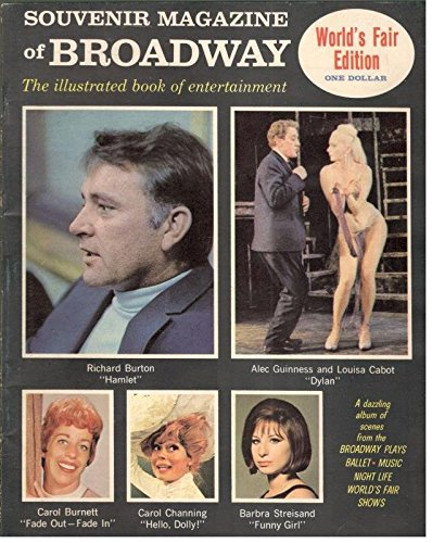 Souvenir Magazine of Broadway World`s Fair Edition