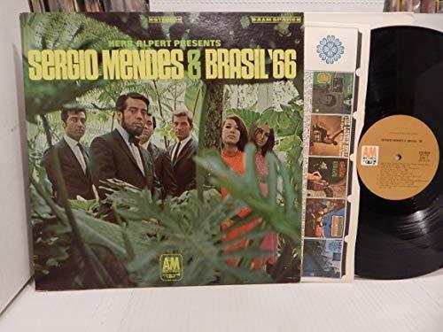 Herb Alpert Apresenta Sergio Mendes & Brasil '66 [Disco de Vinil]