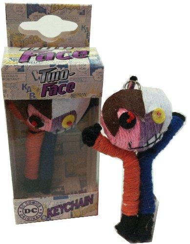 Licencias Productos DC Comics Originals Two-Face Cadena Llavero con muñeca