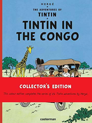 The Adventures of Tintin, Tome 2 : Tintin in the Congo