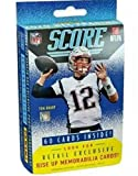 2020 Panini Score NFL Football Sealed Retail Hanger Box 60 Ct with 18 Inserts 4 Exclusive Purple Parallels Loaded with Rookies such as Joe Burrow, Tua Tagova... rookie card picture