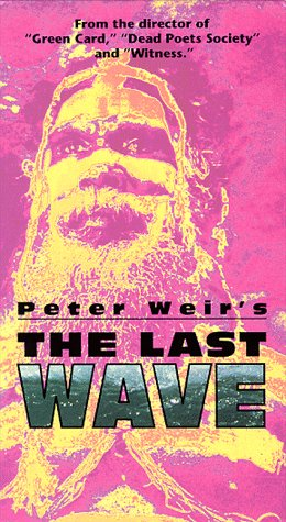 Last Wave [VHS] [Import USA]