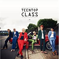 Teen Top 4th Mini Album - Teen Top Class (韓国盤)
