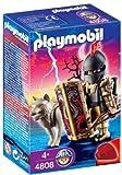 Playmobil 626133 - Guerrero Lobo con Arco