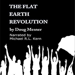 The Flat Earth Revolution audiobook cover art