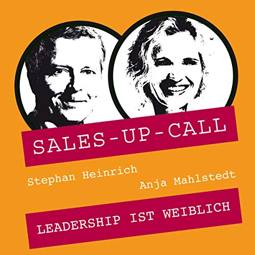 Leadership ist weiblich audiobook cover art