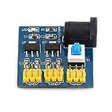 Module convertisseur de Tension DC-DC Carte de réduction Progressive de Tension de Sortie 12V à 3.3V / 5V / 12V Carte de Circuit transformateurs de Puissance