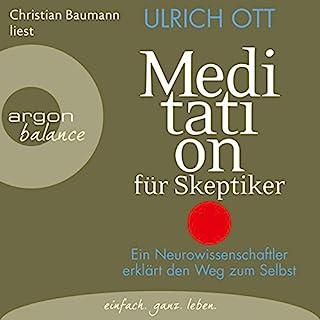 Meditation für Skeptiker Titelbild