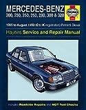 Mercedes-Benz 124 Series (Haynes Service & Repair Manual)