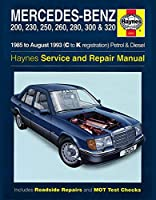 Mercedes-Benz 124 Series (Haynes Service & Repair Manual)