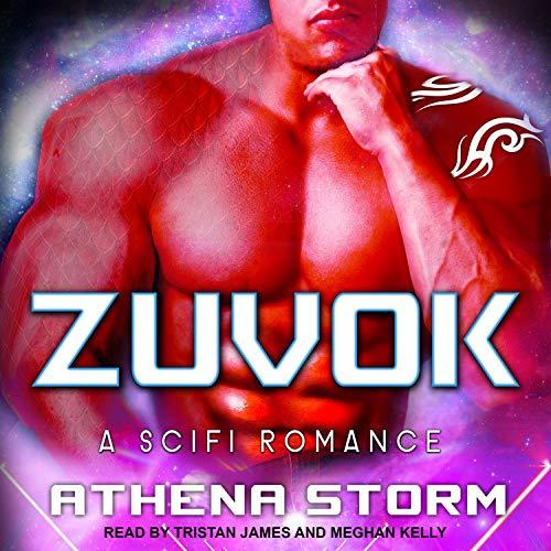 Zuvok Audiobook By Athena Storm cover art