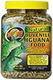 Zoo Med Laboratories Szmzm80 Iguana Juvenile Soft-Moist Pellets, 10-Ounce