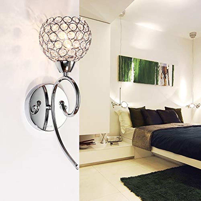 Kristallwandlampe Innenwandlampe Gehweg Schmiedeeisenlampe Krperdekoration Wandlampe Wandlampe kreative Beleuchtung