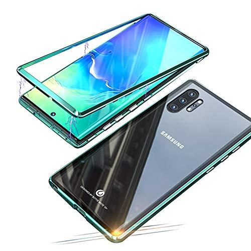 Jonwelsy Funda para Samsung Galaxy Note 10+ (6,8 Pulgada), Fuerte Adsorción Magnética...
