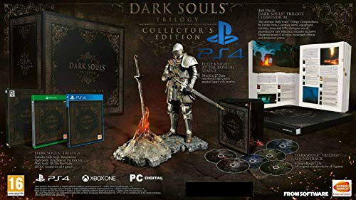 Dark Souls Trilogy Collector pour PC