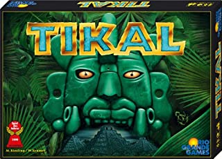 ABACUSSPIELE 13051 - Tikal. Spiel des Jahres 1999, Brettspiel (B000J5T9C6) | Amazon price tracker / tracking, Amazon price history charts, Amazon price watches, Amazon price drop alerts