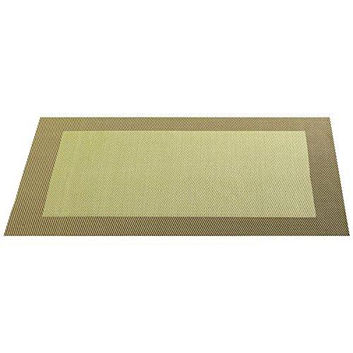 ASA selection Set de Table, PVC, Vert, 34cmX23cm