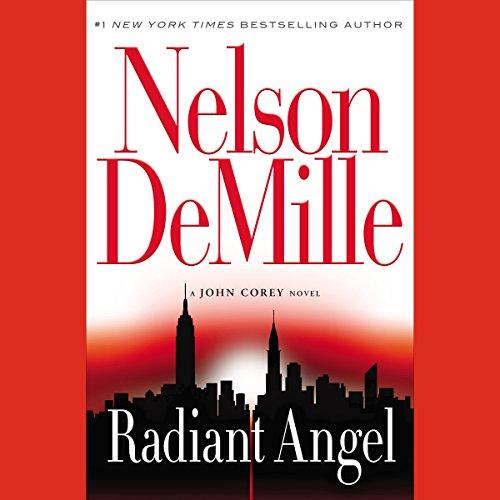 Radiant Angel audiobook cover art