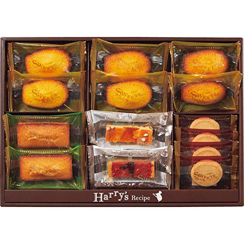 Harry'sRecipe(ハリーズレシピ)お歳暮ギフト お菓子 人気商品 タルト・焼き菓子 セット (SHHR20)