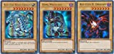 Yu Gi Oh Legendary Collection Single Card Ultra Rare Set Of 3 Icon