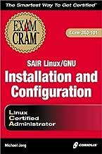 Sair Linux/GNU Installation and Configuration Exam Cram (Exam: 3X0-101)