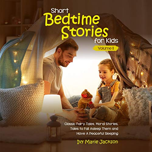 Short Bedtime Stories for Kids, Volume 2  By  cover art
