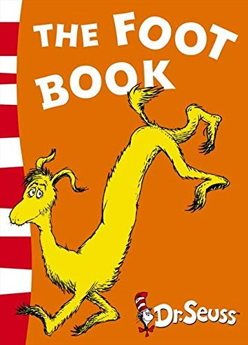 The Foot Book (Dr. Seuss Blue Back Books)の詳細を見る