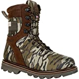 Rocky Stalker Waterproof 400G Insulated Made in The USA Outdoor Boot Size 12(M)