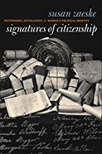 Signatures of Citizenship: Petitioning, Antislavery, and Women's Political Identity (Gender and American Culture)