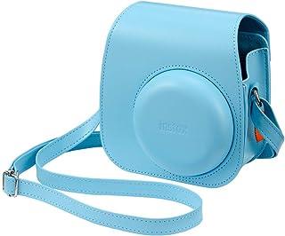 Fujifilm Funda Instax Piel Mini 11 Azul