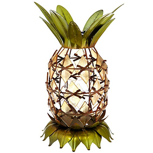 Solar Pineapple Shaped Lamps