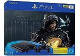 PlayStation 4 Slim inkl. 2 Controller und Death Stranding -