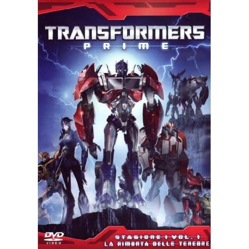 Transformers Prime Vol.1