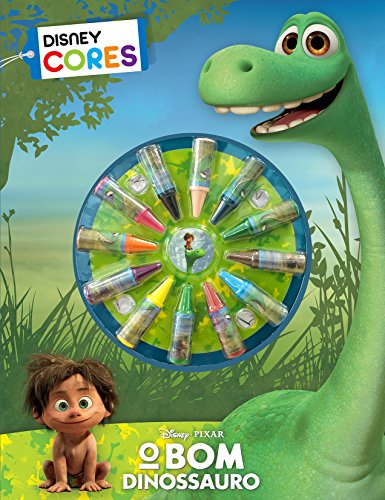 O Bom Dinossauro - Volume 1. Coleção Disney Cores