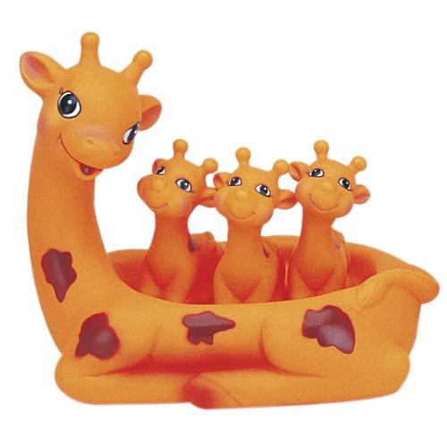 D&D Distributing Giraffe Floatie Family