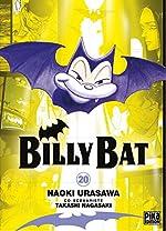 Billy Bat - Tome 20 de Naoki Urasawa