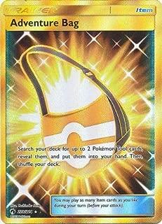 Adventure Bag - 228/214 - Secret Rare - Lost Thunder