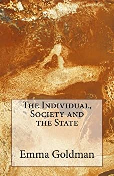 Paperback The Individual, Society and the State Book