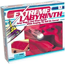 Extreme Labyrinth - A Maze Game with a Moguls & Rapids Motif