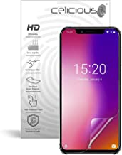 Celicious Vivid Flex Invisible Glossy 3D Screen Protector Film Compatible with UMIDIGI One [Pack of 3]