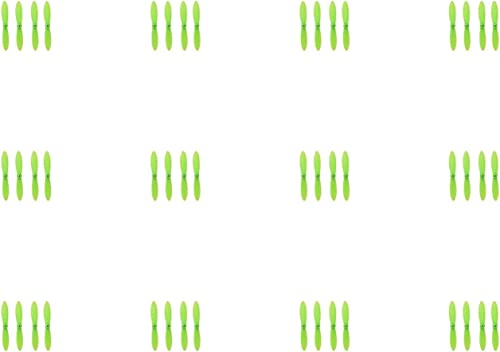12 x Quantity of Cheerson CX10 4CH 2.4G RC Nano Quadcopter All vert Nano Quadcopter Propeller blade Set 32mm Propellers Blades Props Quad Drone parts - FAST FROM Orlando, Florida USA