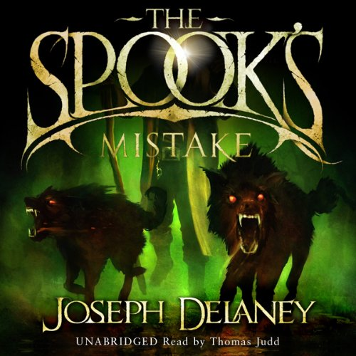 Couverture de The Spook's Mistake