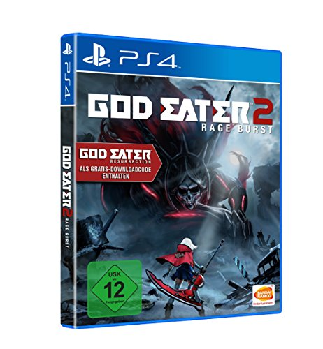 God Eater 2 - Rage Burst (inkl. God Eater Resurrection) [PlayStation 4]