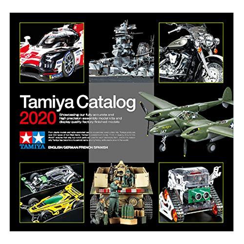 TAMIYA Katalog 2020 (GB/DE/F/